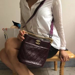 Fashion statement bag